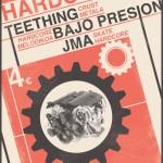 Teething + Bajo Presión + JMA poster 2014
